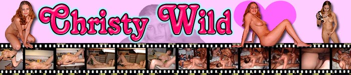 Christy Wild Stripper Bisexual Swinger & Party Girl a real Good Girl Gone Bad